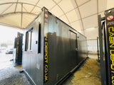No 388 | 21 x 8ft Anti Vandal Site Office/Canteen Container