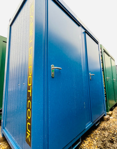 Toilet Block | 1+1 ft | Male Female | Blue |