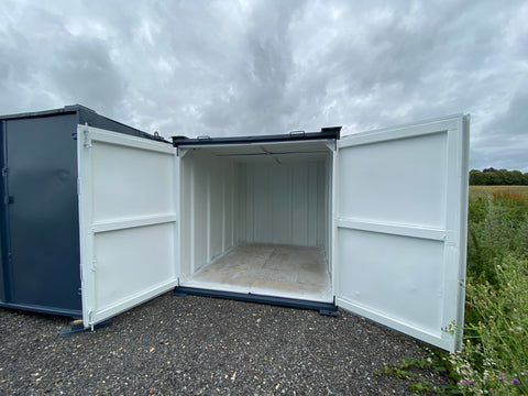 No 239 | 10x8 ft Anti Vandal secure store Storage Container