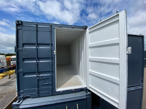 No 245 | 21x8 ft | Steel Secure Store | Storage Container.