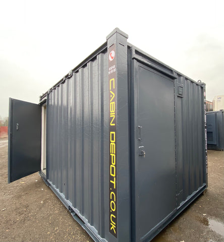 No 352 | 13x9 ft | Anti Vandal 2+1 Toilet Block