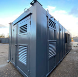 No 338 | 24x9 ft Static Welfare + Generator .