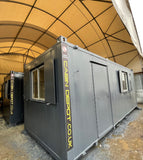 No 389 | 21 x 8ft Anti Vandal Site Office/Canteen Container
