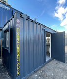 No 428 | 16x8 ft Canteen | Office Anti Vandal Container