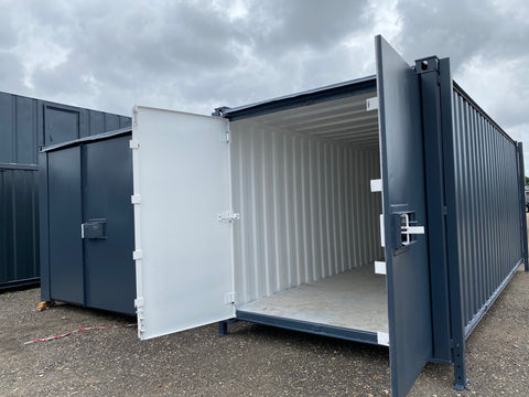 No 228| 21x8 ft | Steel Secure Store | Storage Container.