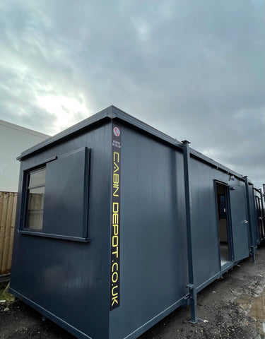 No 396 | 24x9 ft | Office| Portable Building | Canteen