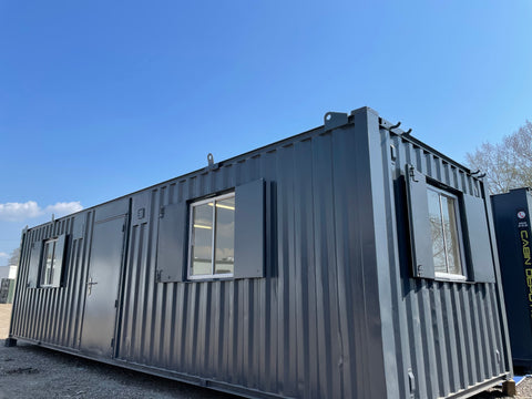 No 459 | 32x10ft | Office | Canteen Portable Building