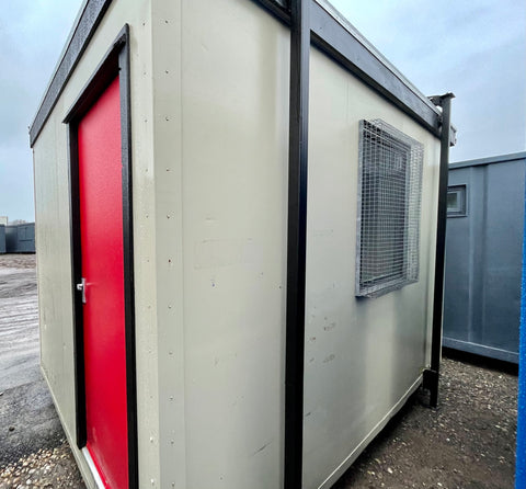 No 390 | 12x9 Ft | Anti Vandal Site Office