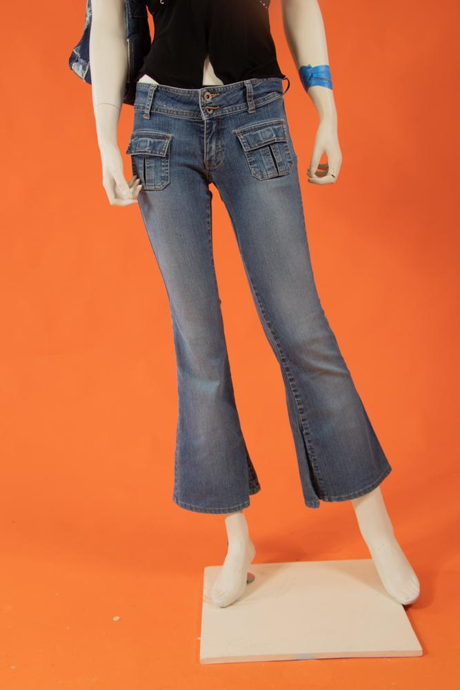 Vintage - Angels Low Waist Jeans