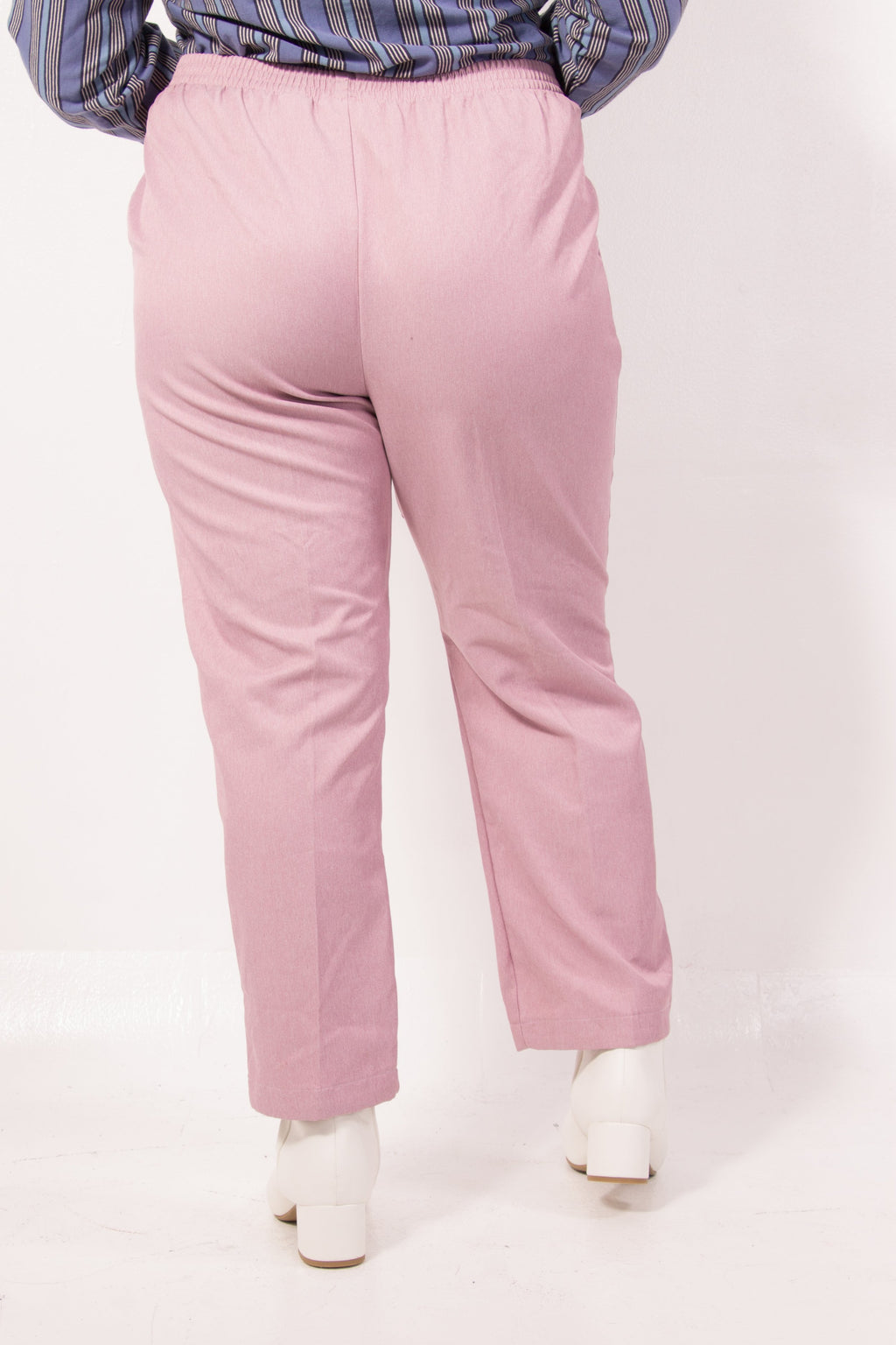 Vintage - sweet pink trousers