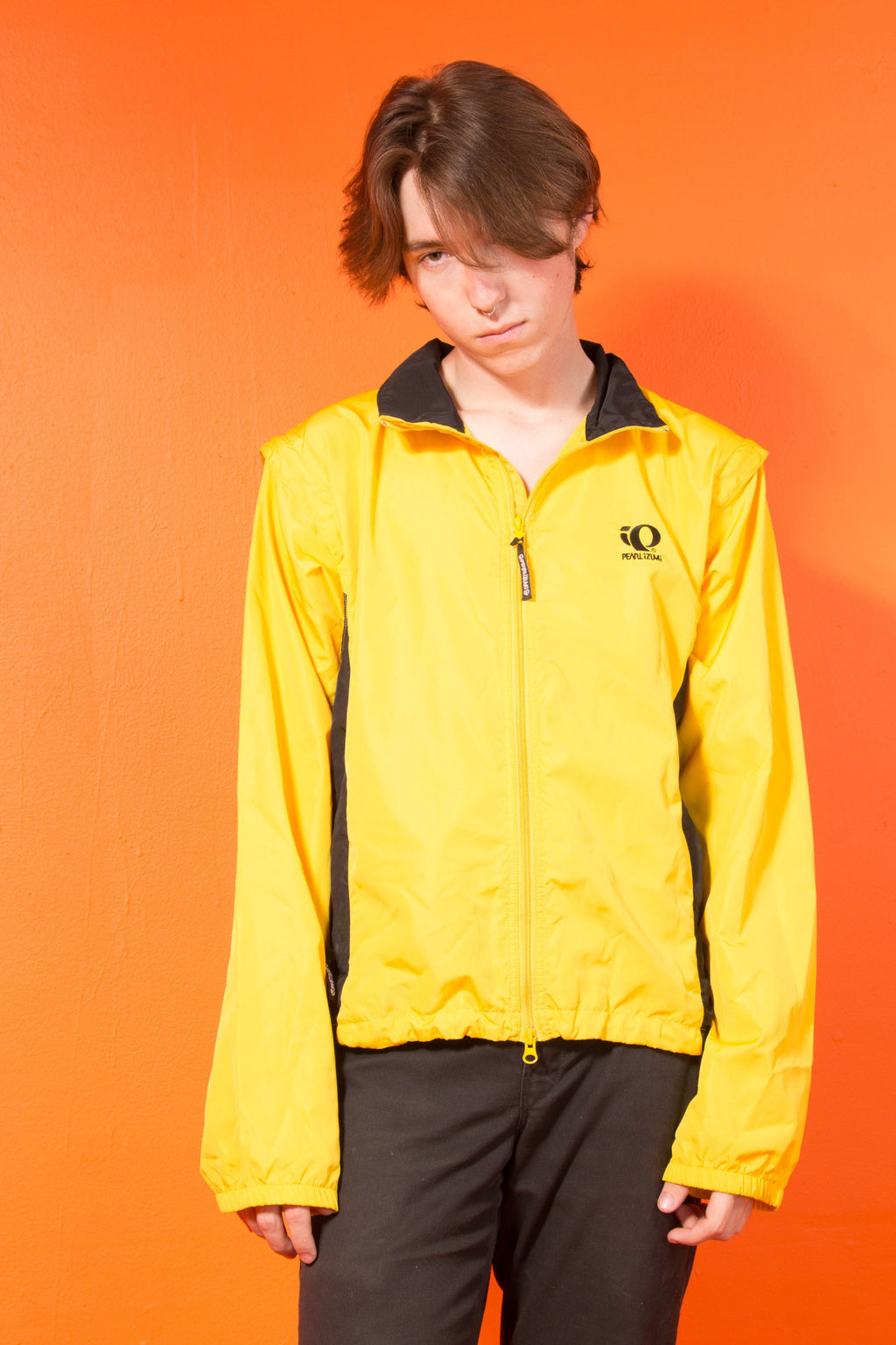 Vintage - Yellow track jacket