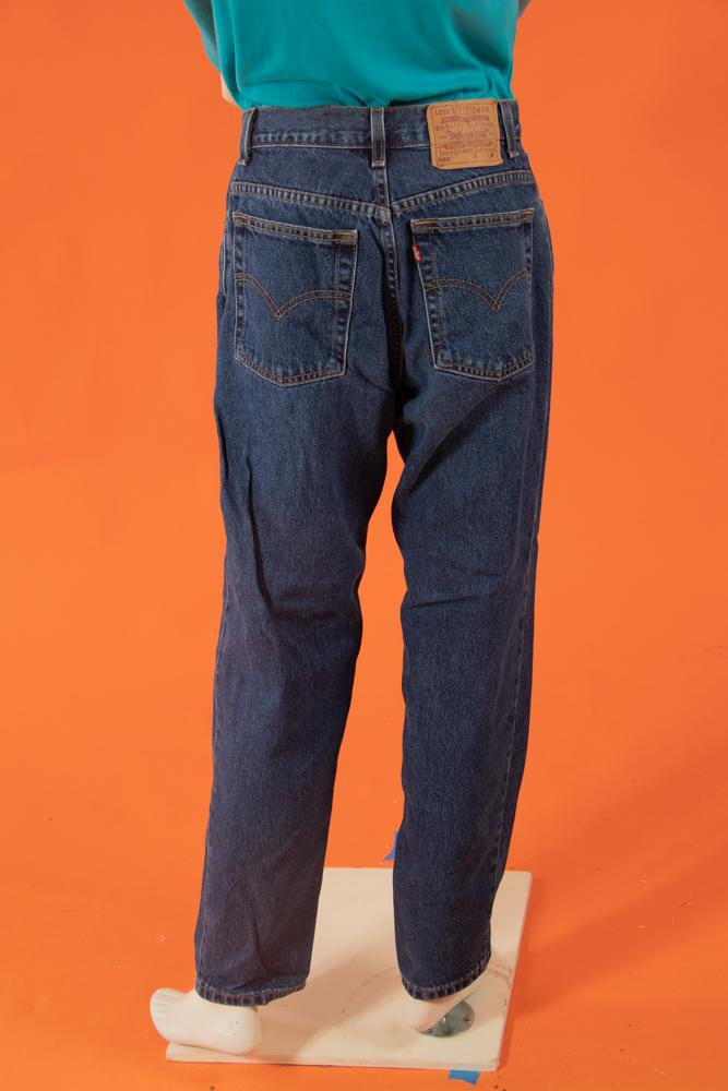 Vintage - 550  Relaxed Levis Jeans