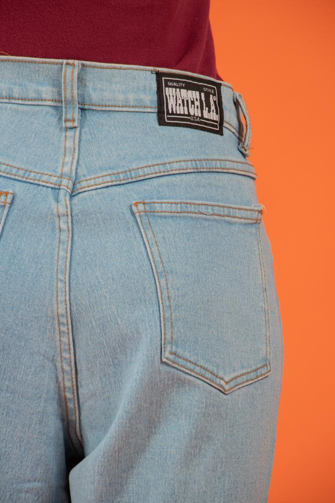 Vintage - 00's LA WATCH High Waist Jeans