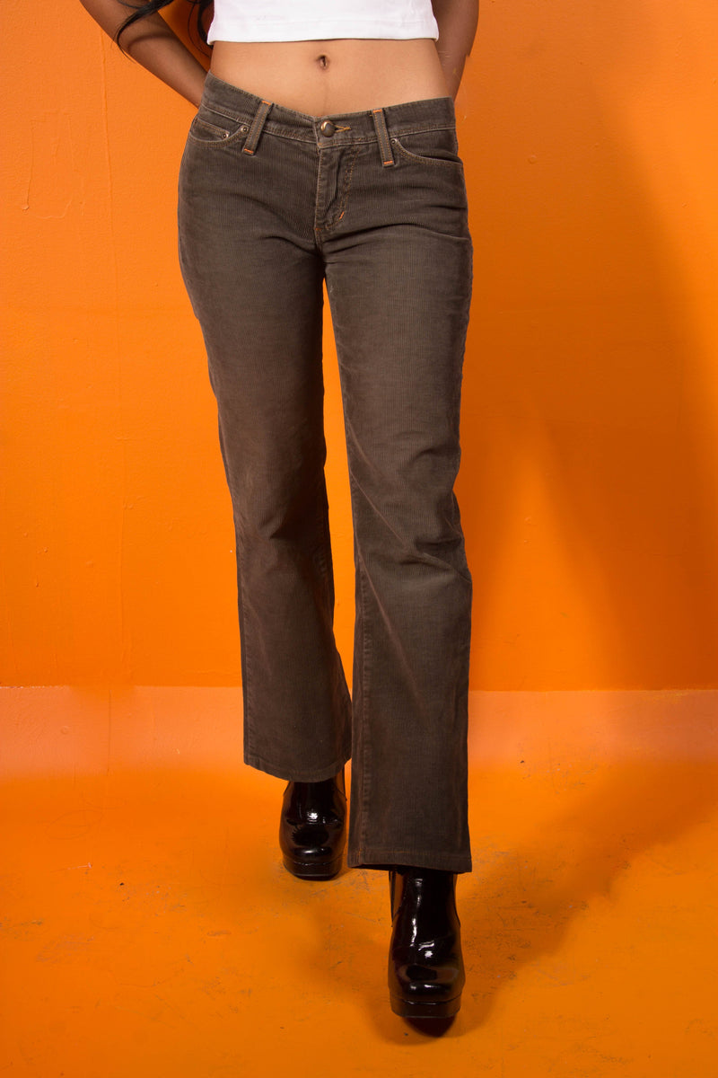 Vintage - low corduroy pants
