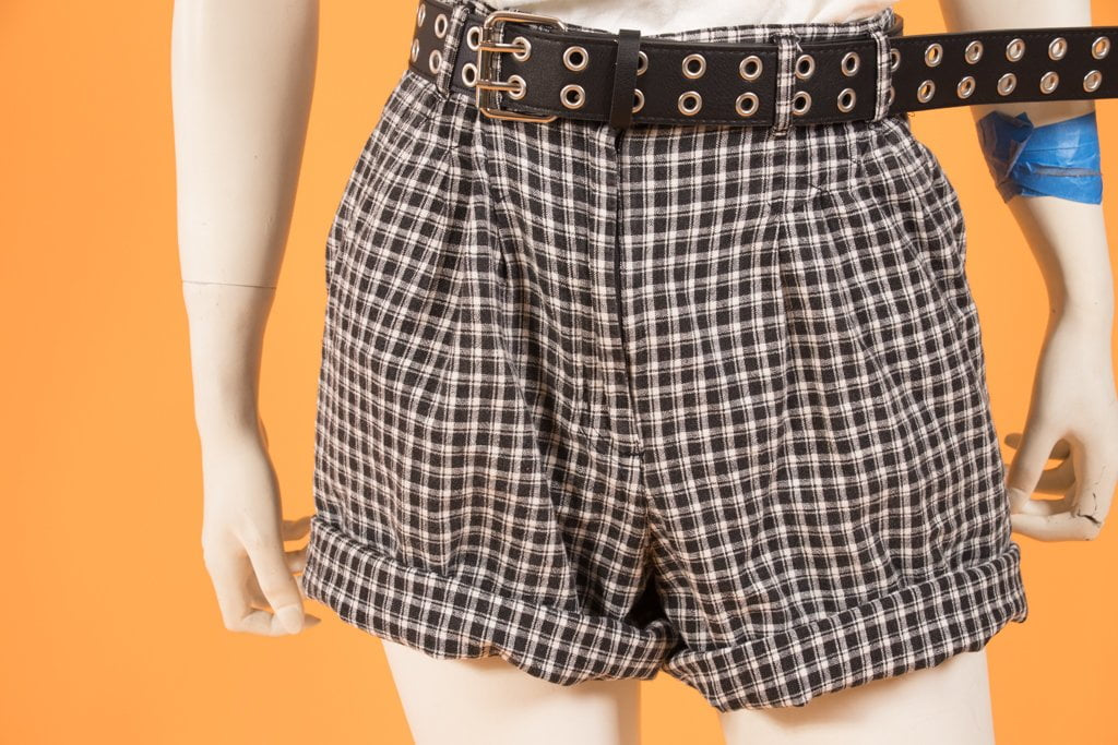 Vintage - Plaid Shorts