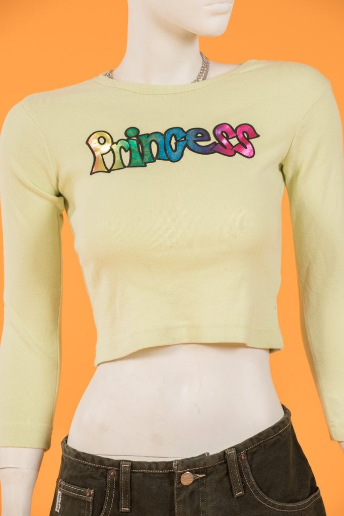 00's Princess Long Sleeve