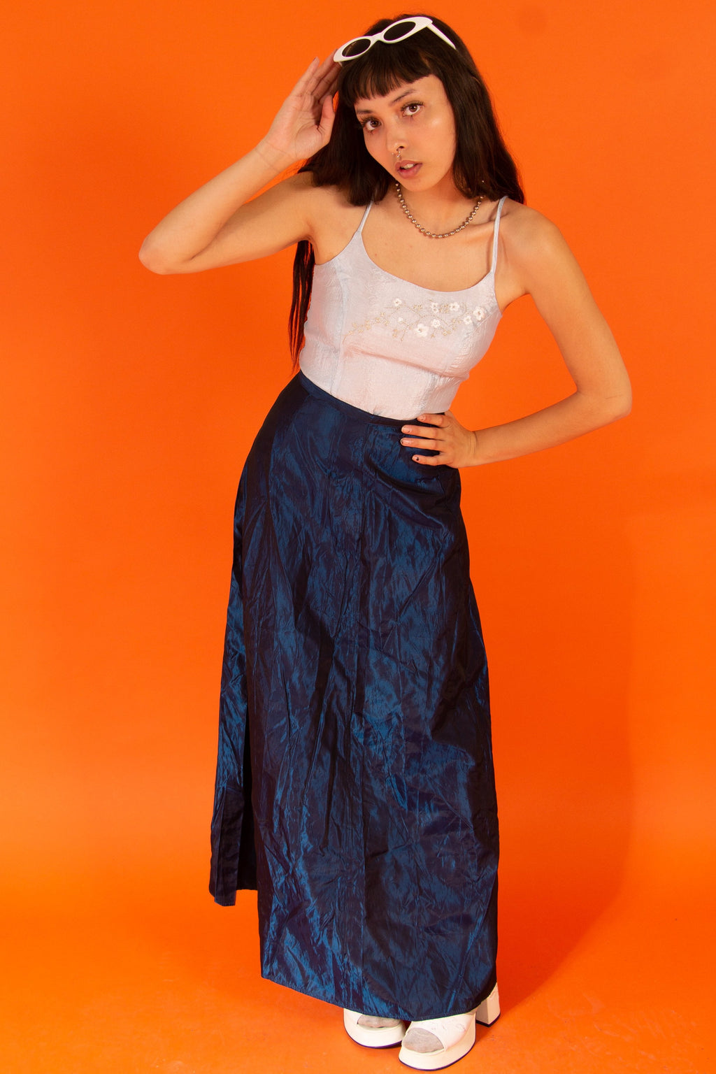 90's Midnight Ballroom Skirt