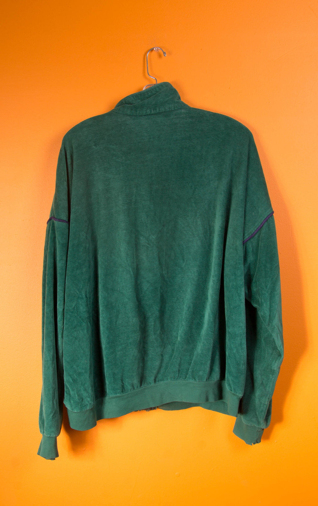 Vintage - Forest Green Sweater