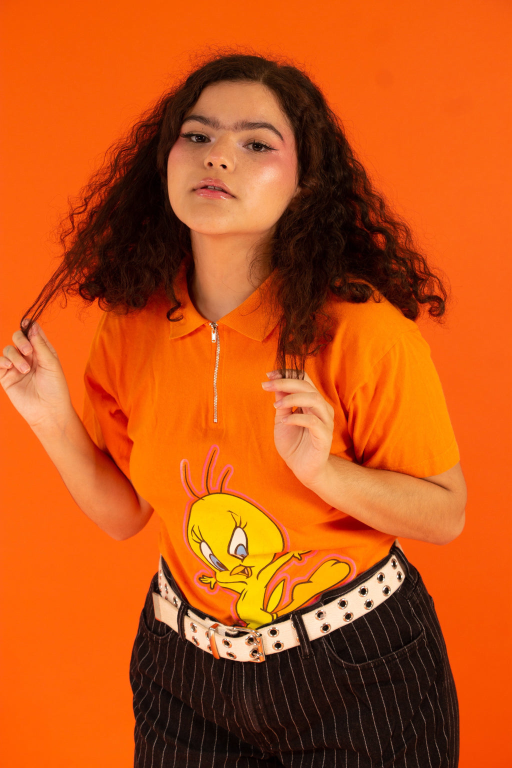 90's Tweety Bird Sports top