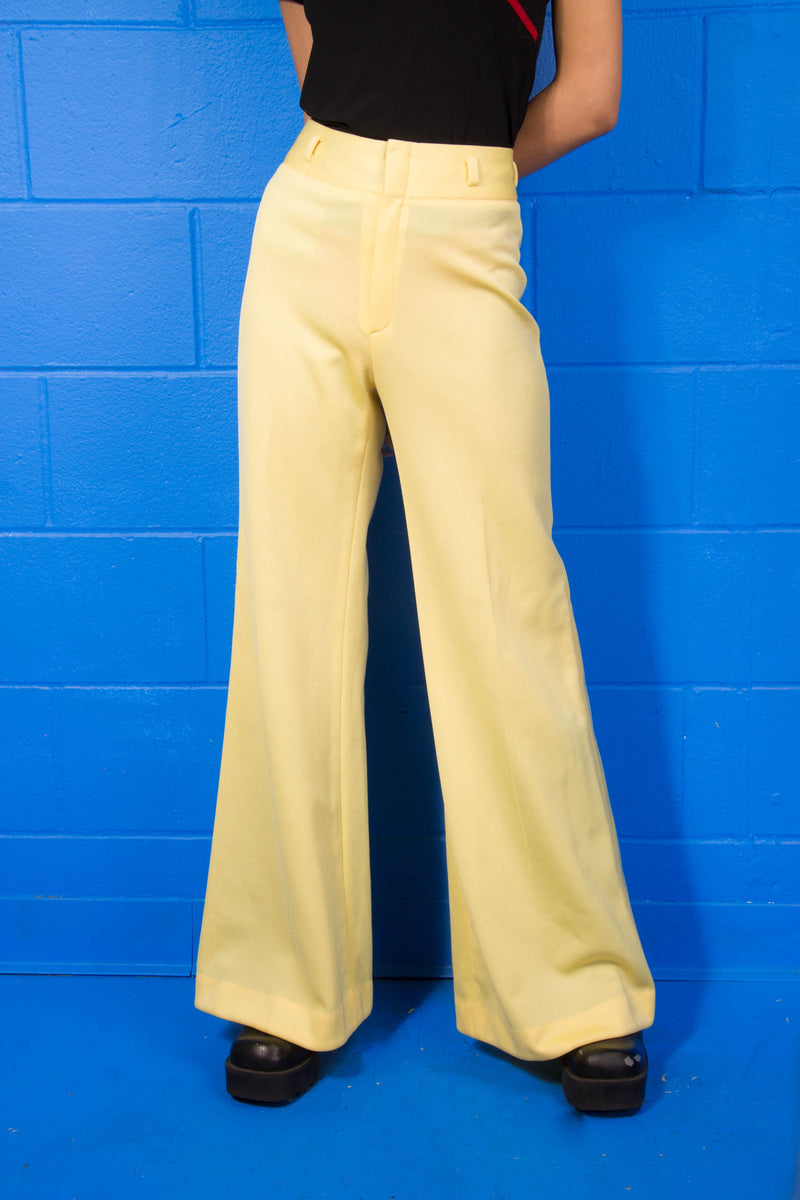 70's Flare Bell Bottoms
