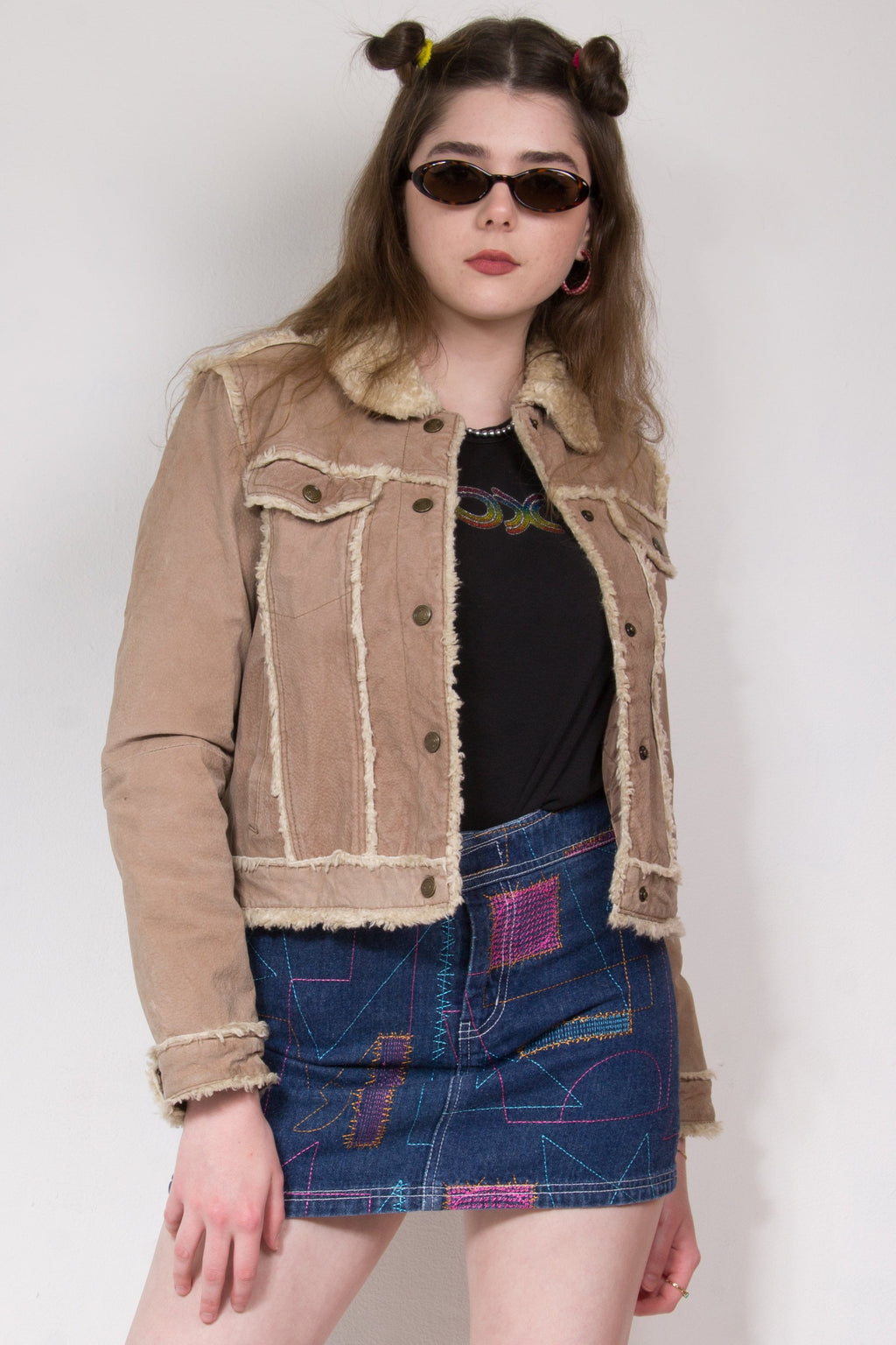 Vintage - Renee Leather Jacket