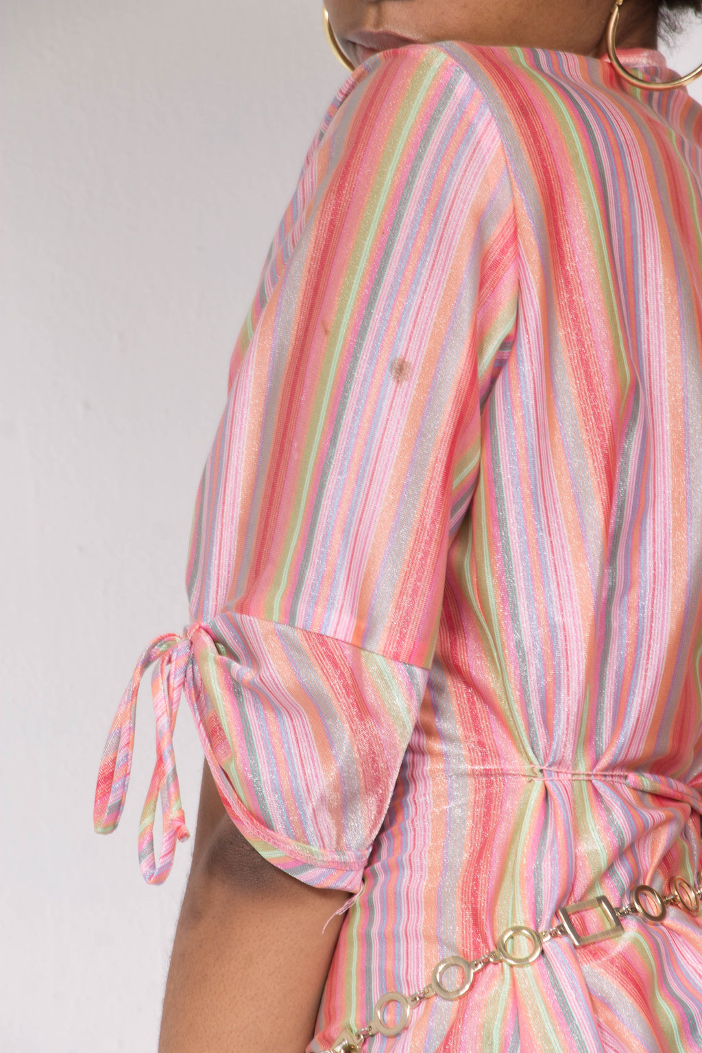 Vintage - Thats it! Stripe Top