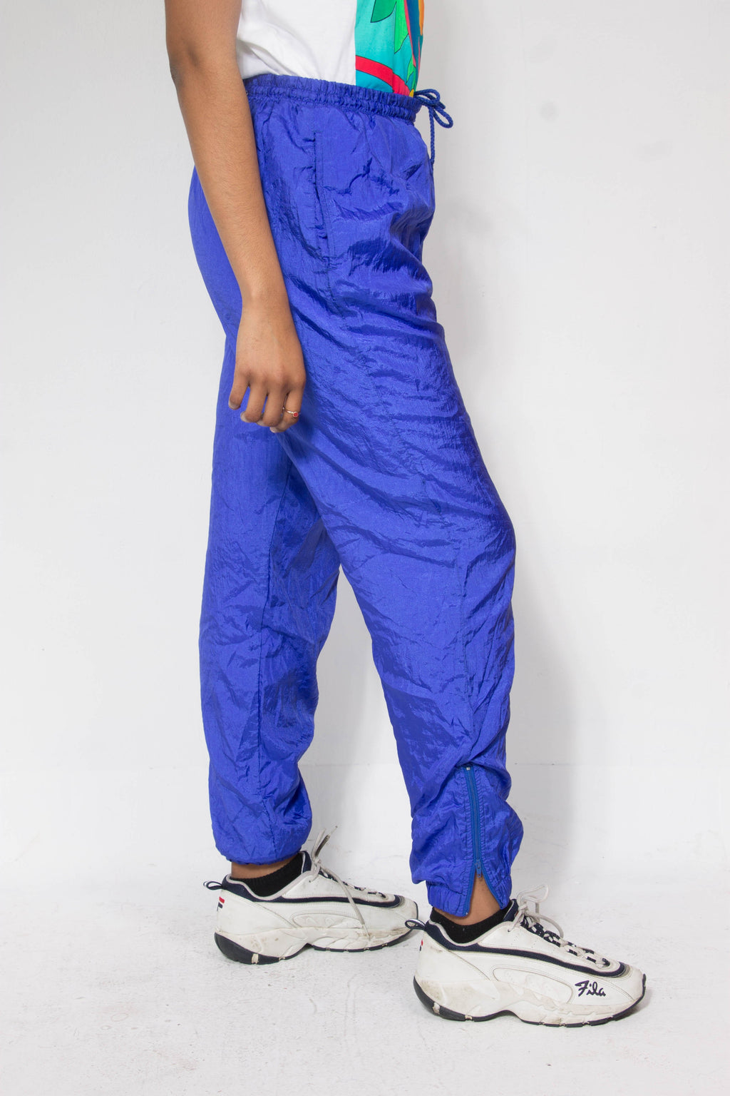 Vintage - Royal Blue Joggers