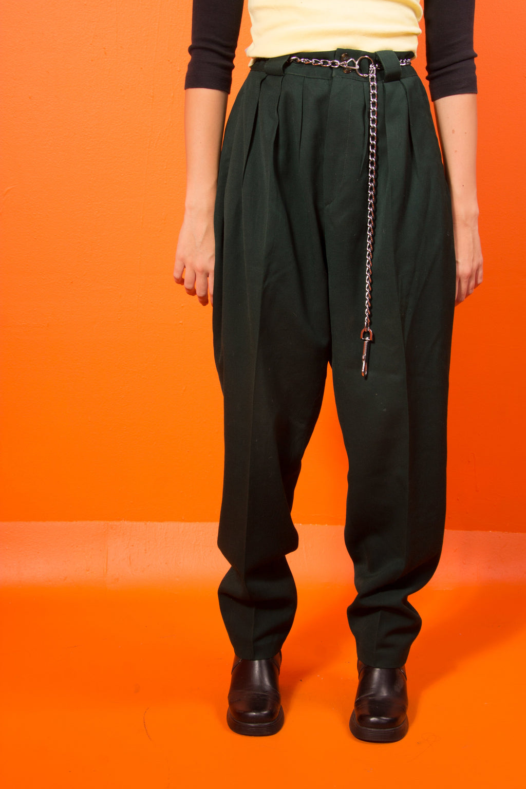 Vintage - Forest Trousers