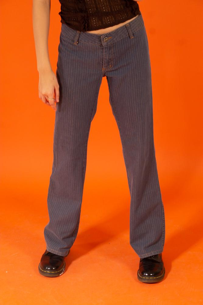 00's PinStripe Dickies Pants