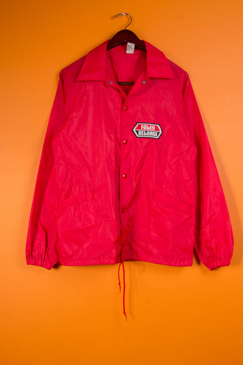 Vintage - Red Snap Jacket