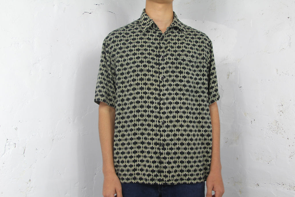 Vintage - AXIST BUtton Up
