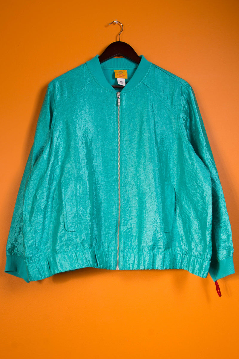 Vintage - Ruby Windbreaker