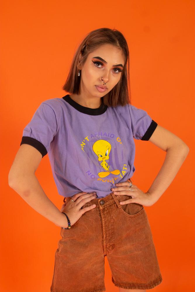 Vintage - tough tweety t