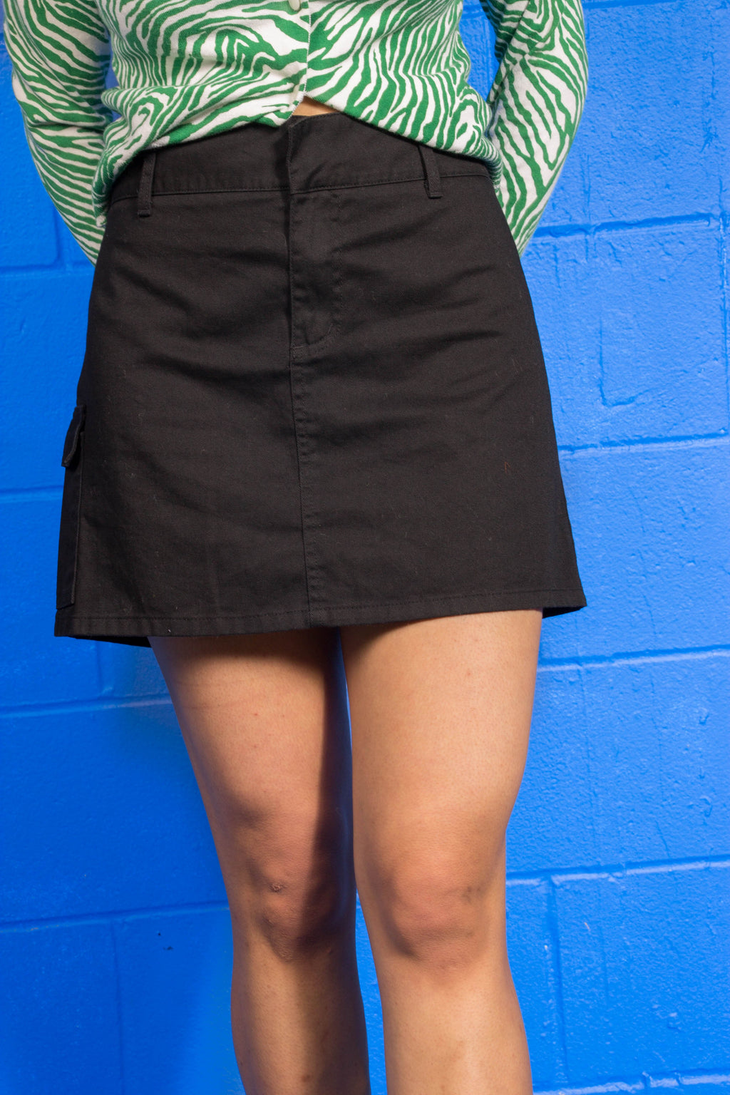 Vintage - Mini Dickies Skirt
