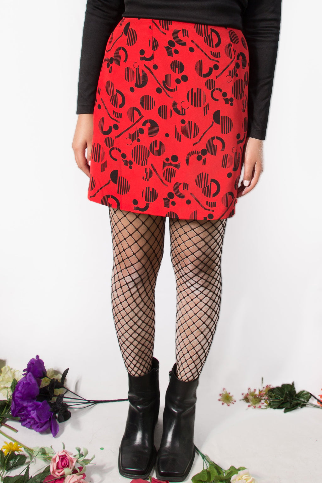Vintage - Retro Dot Skirt