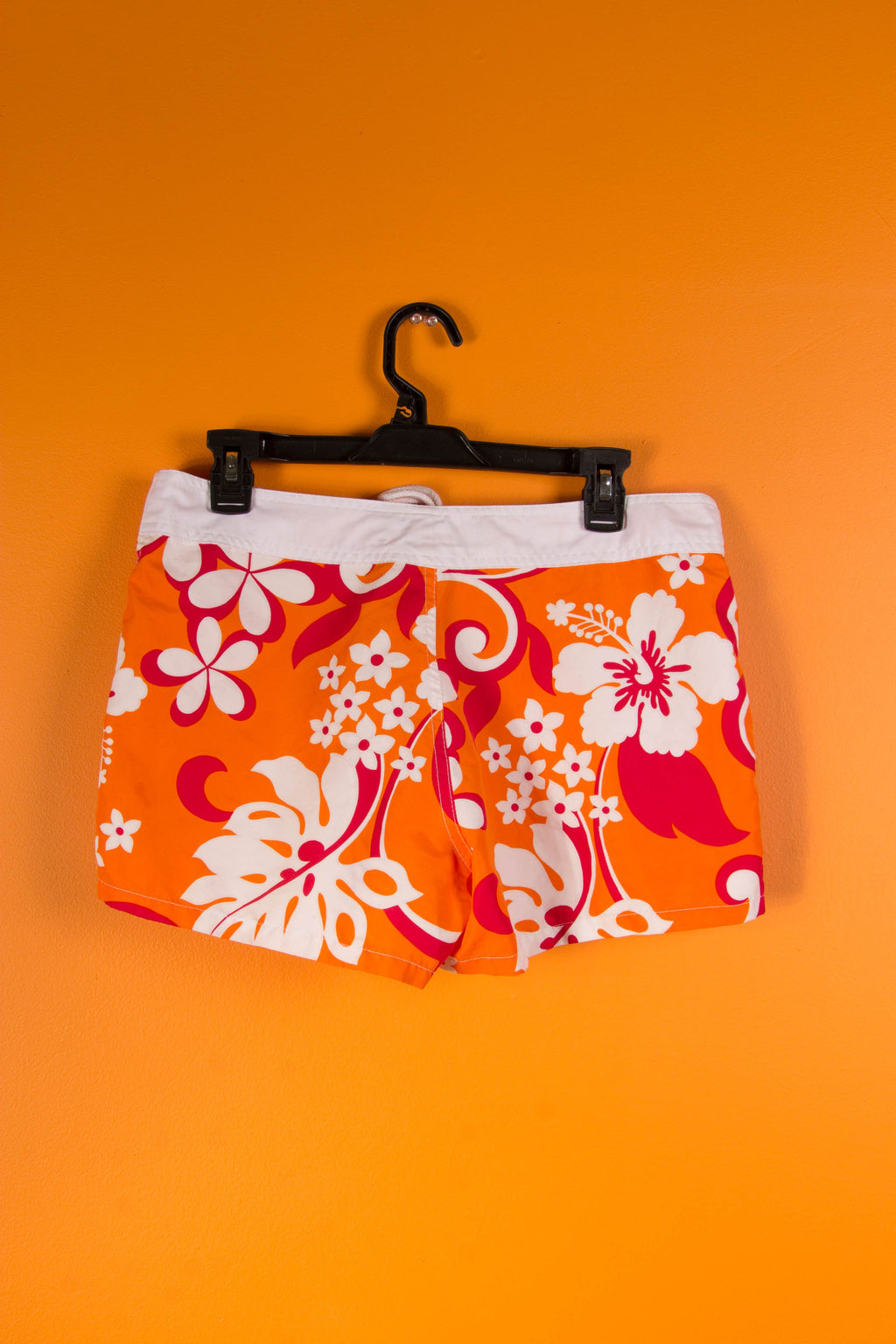 Vintage - Hawaiian Floral Shorts