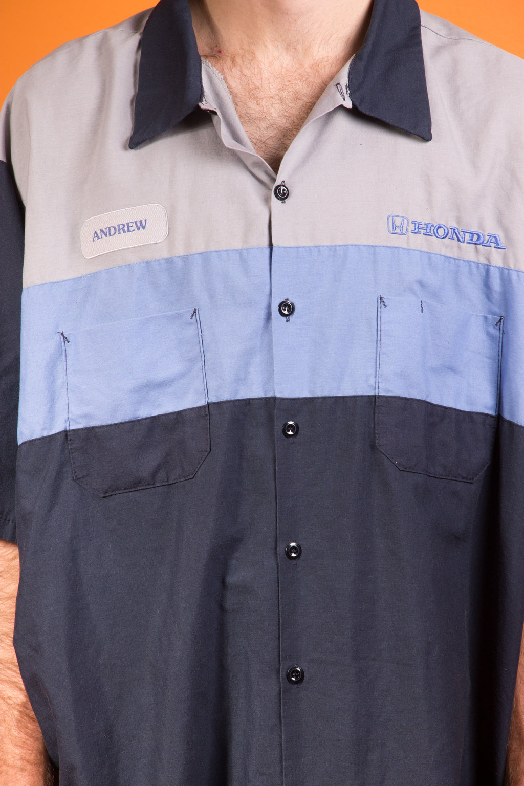 Honda Button Up
