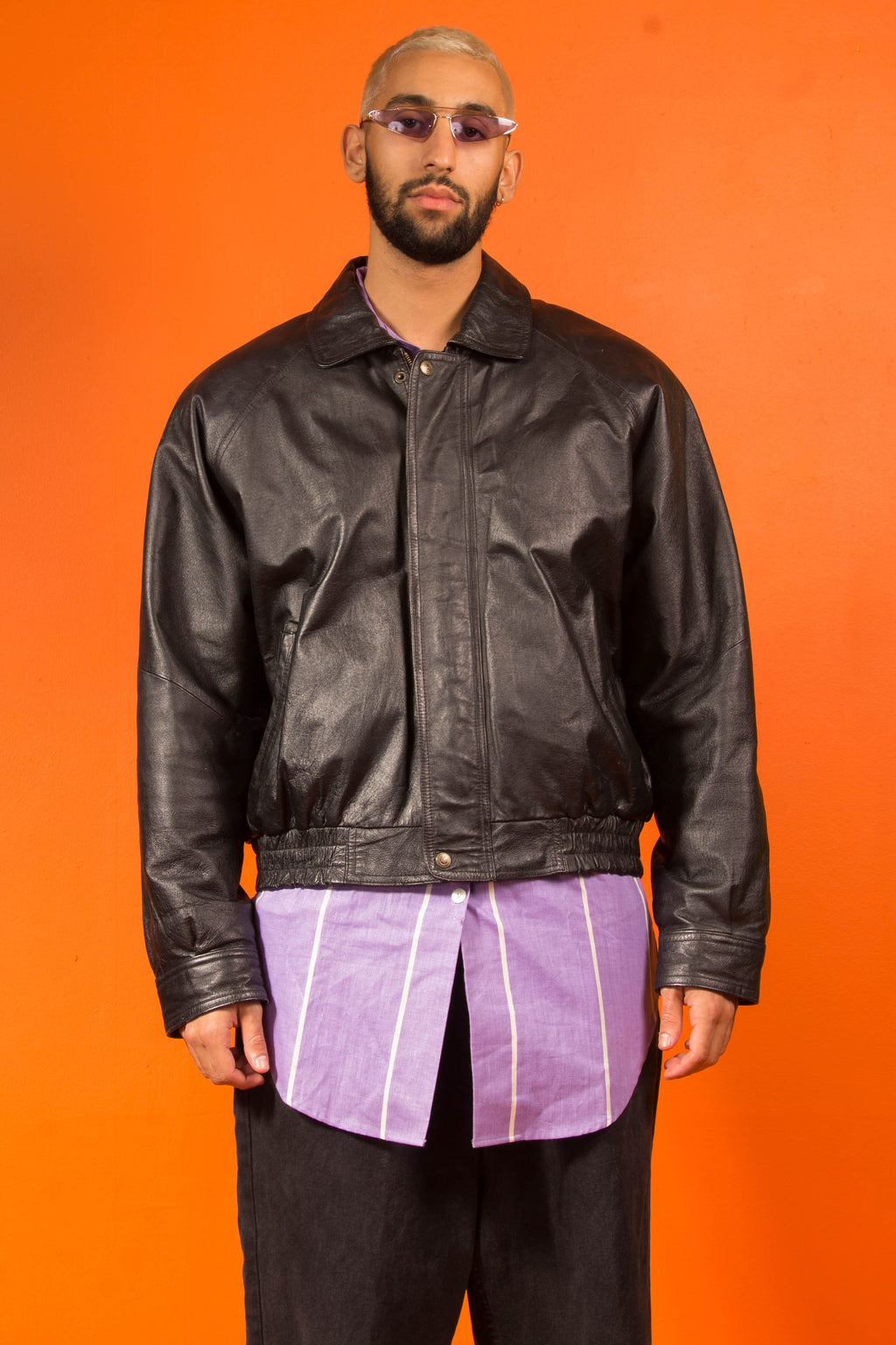 Vintage - Tuskany leather Jacket