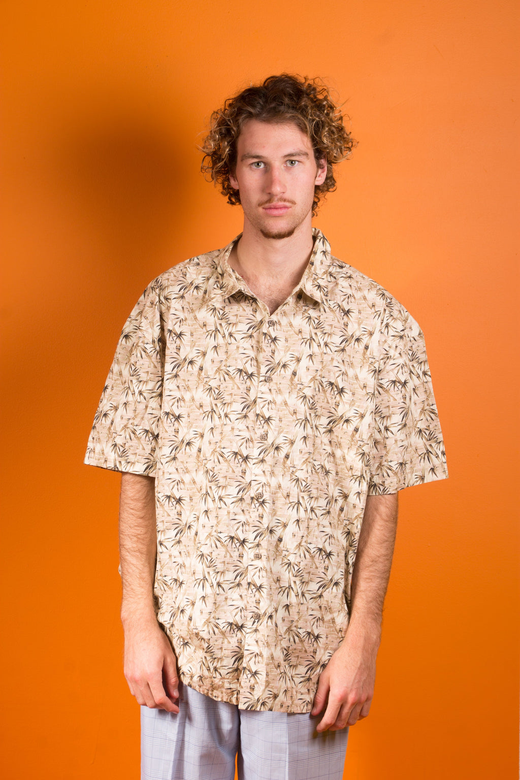 Vintage - Bamboo BUtton Up