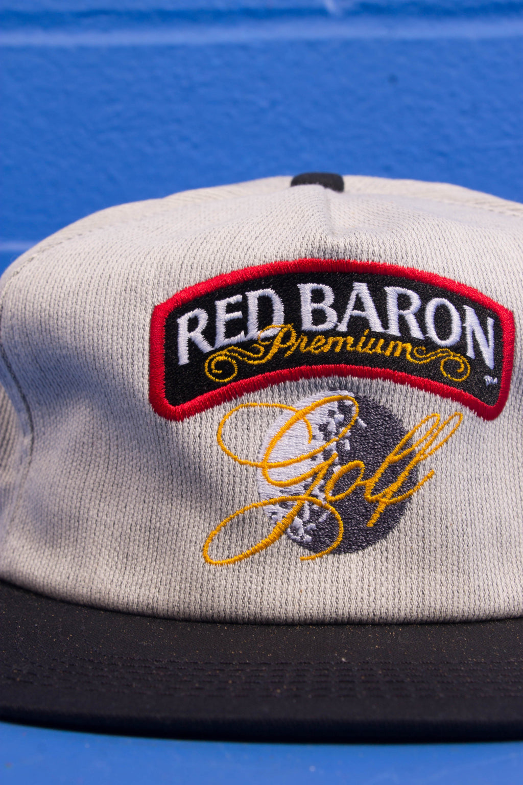 red Baron Golf Snap-back