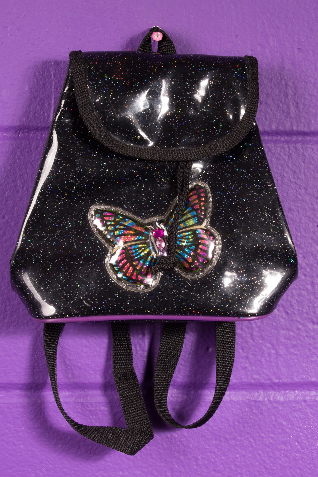 90's mini butterfly Backpack