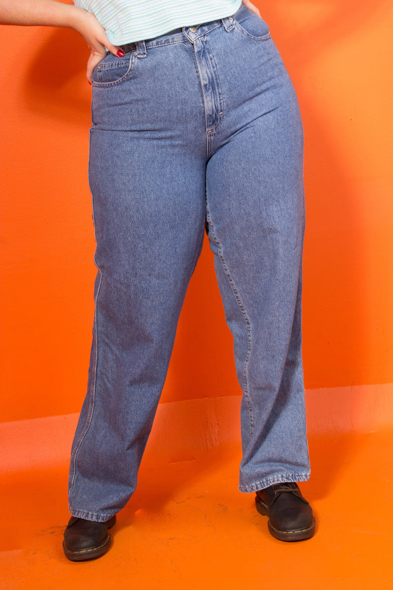 Vintage - Lee riveted Jeans