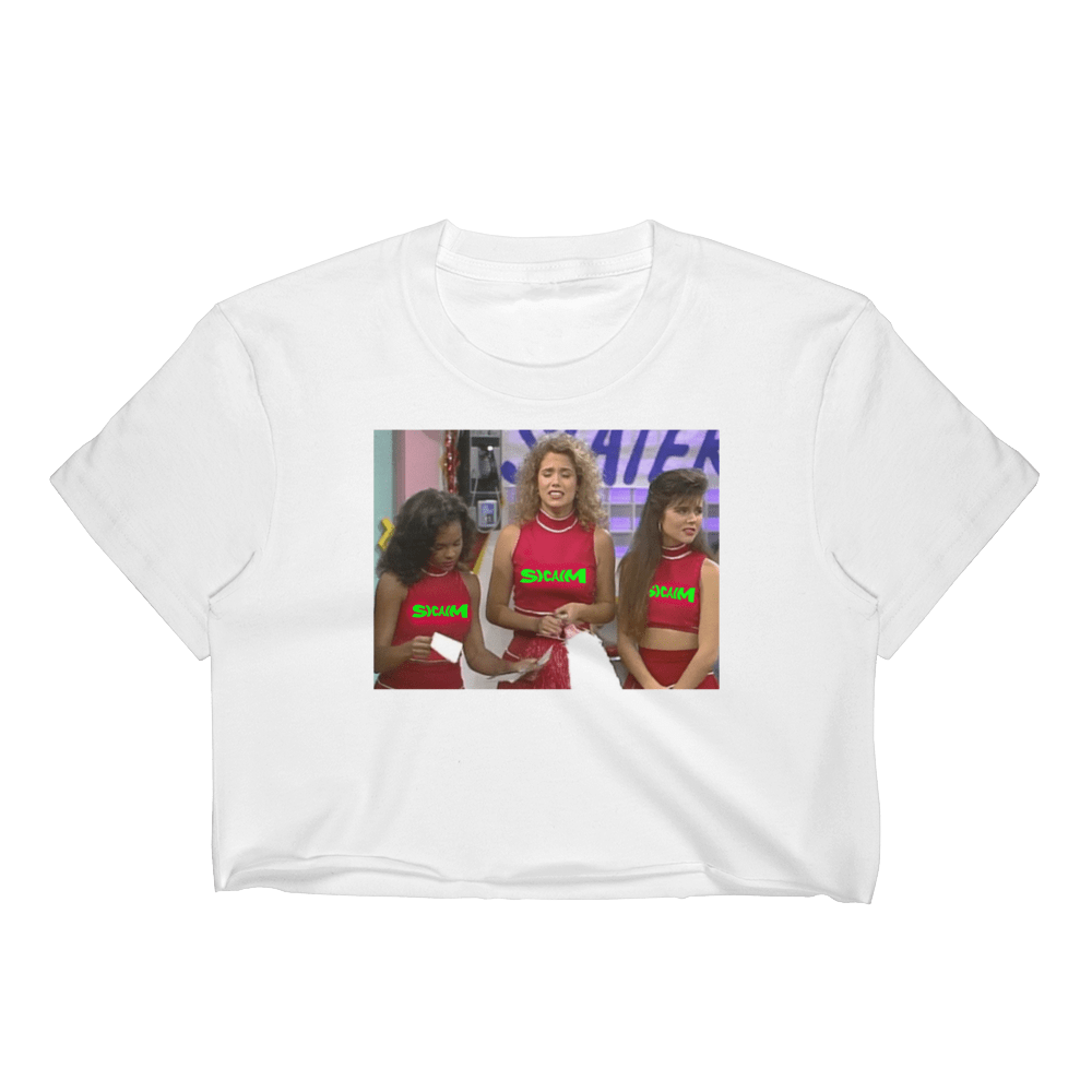 Sicaim Squad -  Crop Top