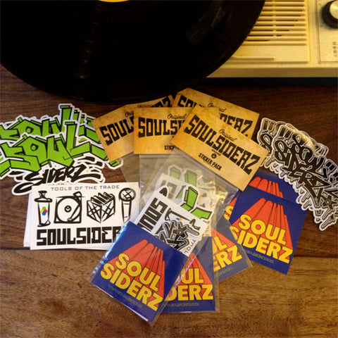 NEW STICKER PACKS!
