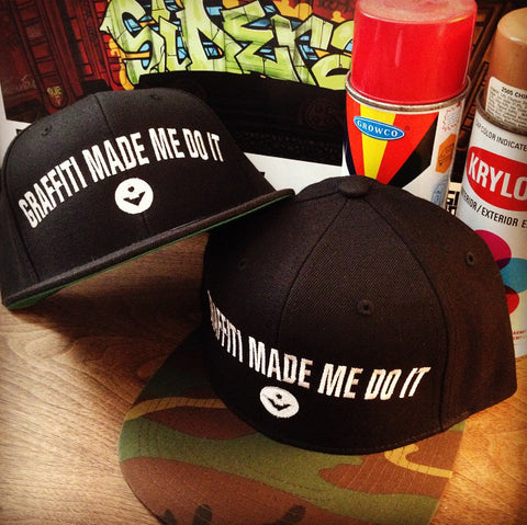 Ltd. Edition Graffiti Made Me Do It Hat