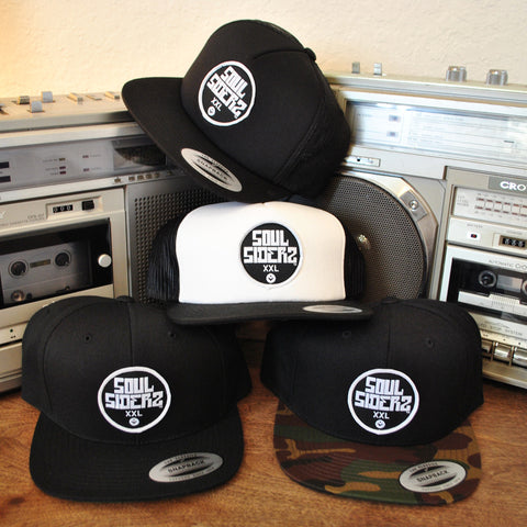 Ltd. Edition OG Blocks Patch Hat - SoulSiderz