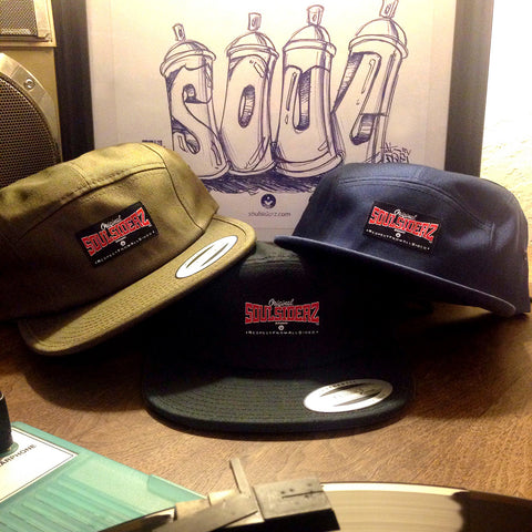 Ltd. Edition Jockey Camper Cap - SoulSiderz