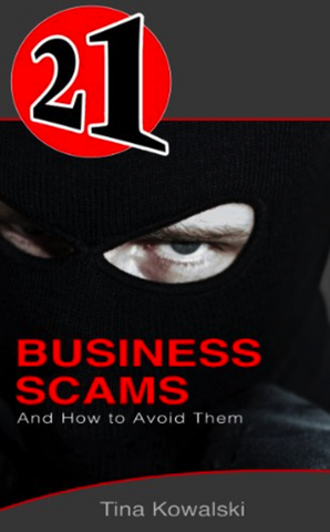 21 Business Scams and How to Avoid Them