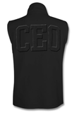 CEO Black Fleece Body Warmer