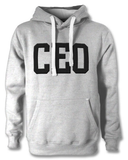 CEO Dusty Grey Premium Hoodie